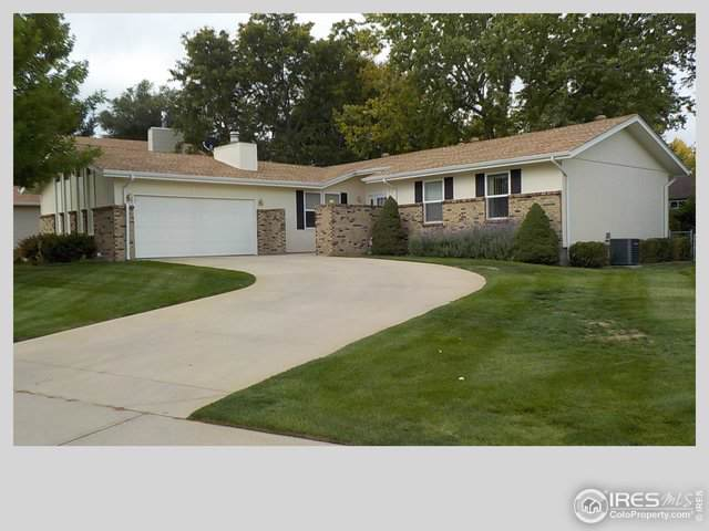 707 44th Ave, Greeley, CO 80634 (#897255) :: The Peak Properties Group