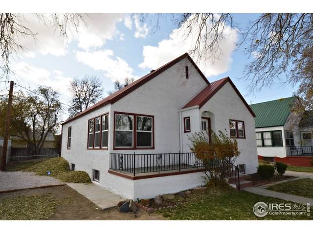 310 W Kiowa Ave, Fort Morgan, CO 80701 (#897283) :: The Griffith Home Team
