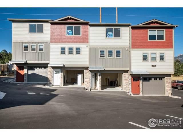 262 Stanley Ave A, Estes Park, CO 80517 (MLS #897287) :: Colorado Home Finder Realty