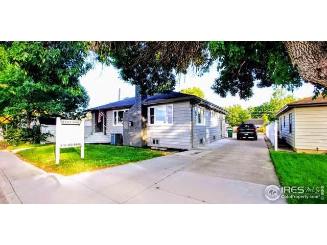 230 E South 1st St, Johnstown, CO 80534 (MLS #897288) :: 8z Real Estate