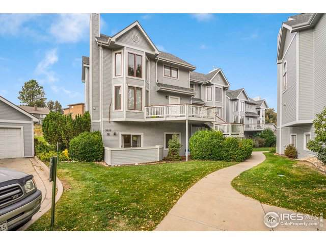2025 Mathews St #1, Fort Collins, CO 80525 (MLS #897289) :: HomeSmart Realty Group