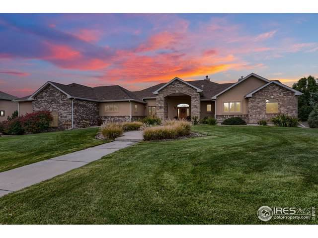 3975 Roaring Fork Dr, Loveland, CO 80538 (MLS #897292) :: Kittle Real Estate