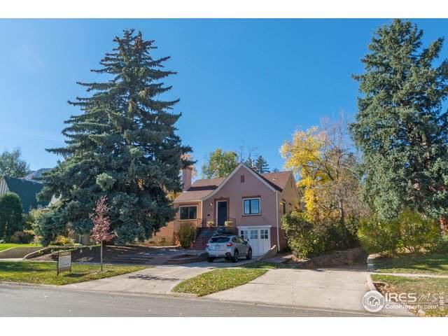 877 13th St, Boulder, CO 80302 (MLS #897312) :: 8z Real Estate
