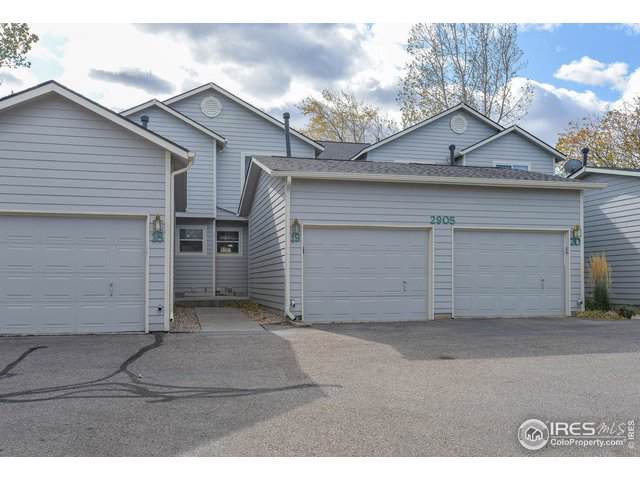 2905 Neil Dr #19, Fort Collins, CO 80526 (MLS #897319) :: Bliss Realty Group
