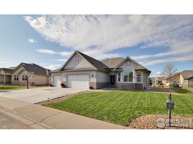 26 S Mountain View Dr, Eaton, CO 80615 (#897321) :: The Peak Properties Group