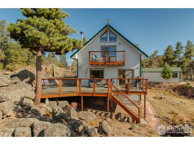 781 Cougar Run, Nederland, CO 80466 (MLS #897325) :: Bliss Realty Group