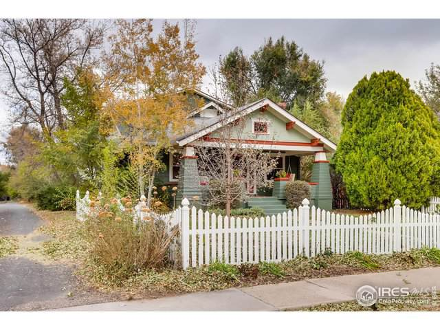 312 8th Ave, Longmont, CO 80501 (#897332) :: The Griffith Home Team