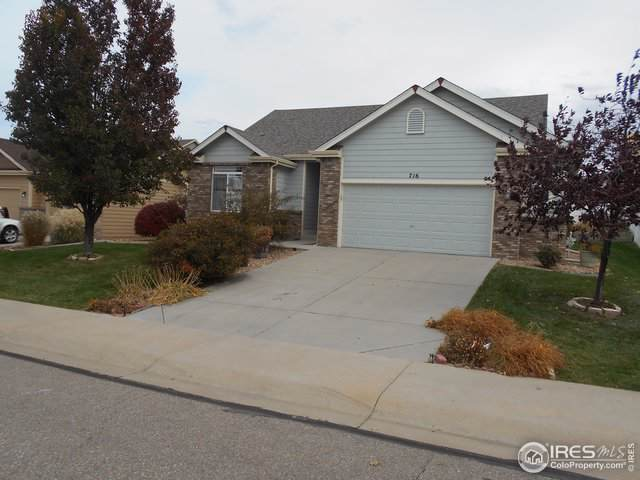 716 61st Ave Ct, Greeley, CO 80634 (MLS #897334) :: Hub Real Estate