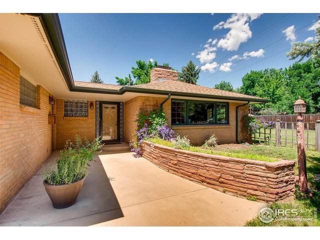 3085 18th St, Boulder, CO 80304 (#897335) :: The Griffith Home Team
