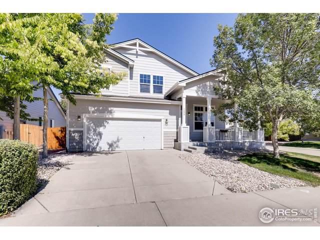 1408 Tonkin Pl, Longmont, CO 80504 (#897337) :: The Griffith Home Team
