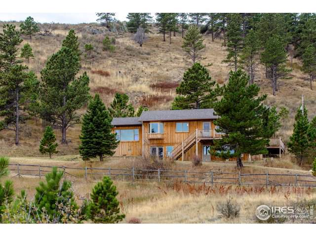 6329 Red Cedar Dr, Bellvue, CO 80512 (MLS #897345) :: Bliss Realty Group