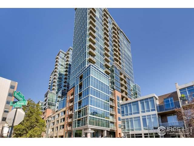 1700 Bassett St #1312, Denver, CO 80202 (#897350) :: The Peak Properties Group