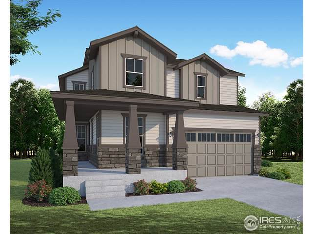4323 Bluffview Dr, Loveland, CO 80538 (#897351) :: The Griffith Home Team
