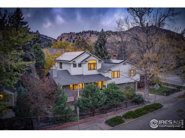 2385 4th St, Boulder, CO 80302 (#897381) :: The Griffith Home Team