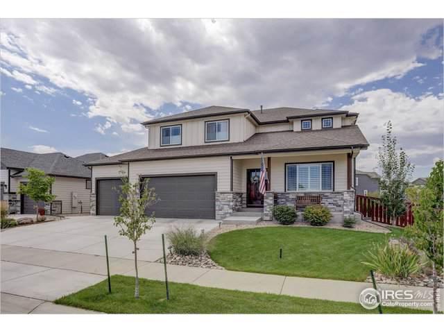 5891 Sunny Crest Dr, Timnath, CO 80547 (MLS #897390) :: 8z Real Estate