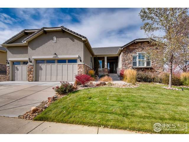15995 Wetterhorn Way, Broomfield, CO 80023 (MLS #897393) :: The Sam Biller Home Team