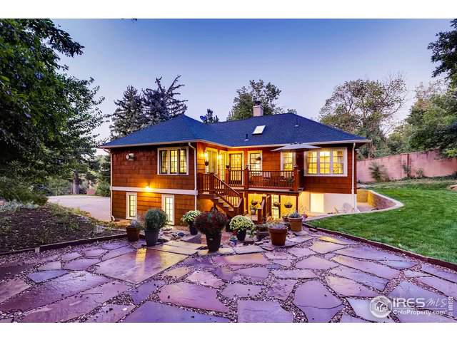 1670 Hillside Rd, Boulder, CO 80302 (MLS #897405) :: The Sam Biller Home Team
