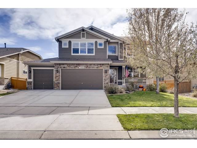 2809 Saratoga Trl, Frederick, CO 80516 (MLS #897407) :: 8z Real Estate