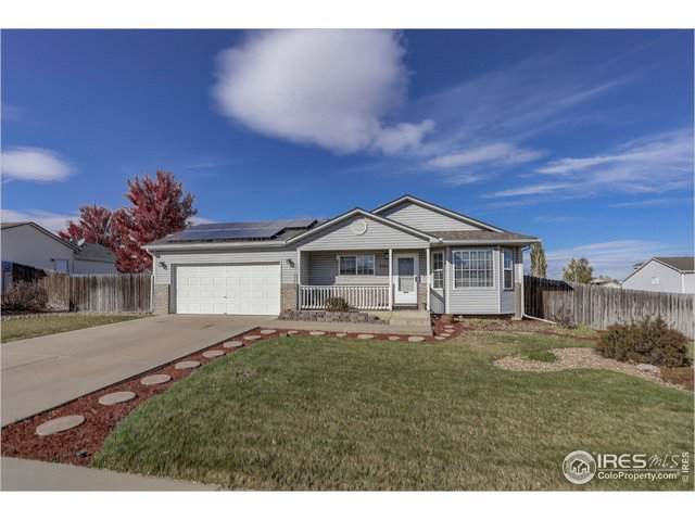 2705 Haven Ct, Evans, CO 80620 (MLS #897410) :: 8z Real Estate