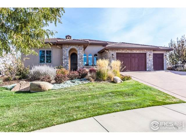 3900 Valley Crest Dr, Timnath, CO 80547 (MLS #897413) :: 8z Real Estate