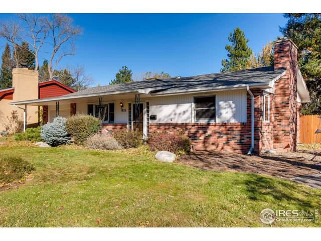 1855 Grape Ave, Boulder, CO 80304 (MLS #897433) :: The Sam Biller Home Team