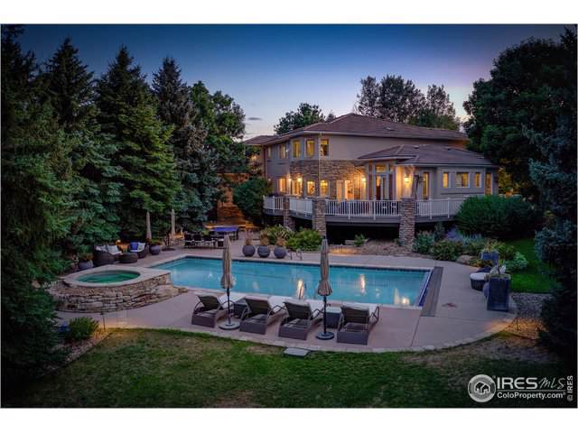 5444 Westridge Dr, Boulder, CO 80301 (MLS #897435) :: The Sam Biller Home Team