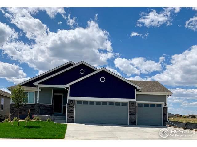 1289 Wild Basin Rd, Severance, CO 80550 (MLS #897449) :: Hub Real Estate