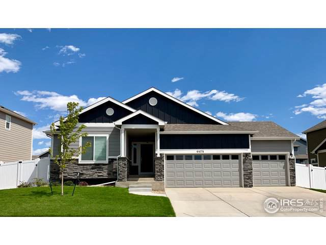 1191 Green Mountian Rd, Severance, CO 80550 (MLS #897455) :: Bliss Realty Group