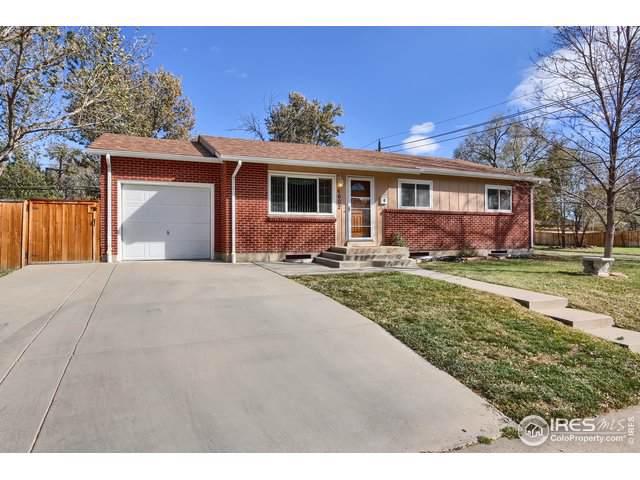 6602 Kipling St, Arvada, CO 80004 (MLS #897467) :: J2 Real Estate Group at Remax Alliance
