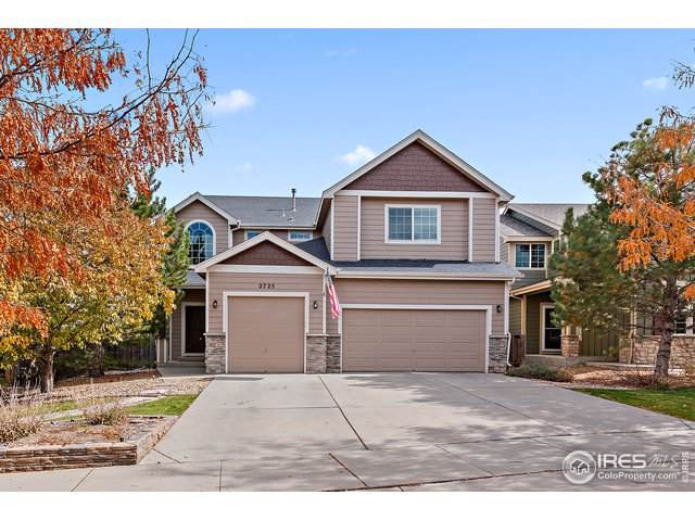 2725 Sunset Pl, Erie, CO 80516 (MLS #897483) :: Colorado Real Estate : The Space Agency