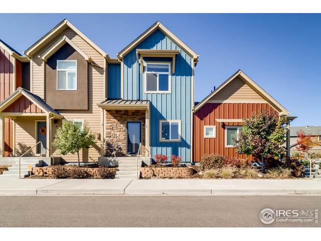 1305 Kestrel Ln L, Longmont, CO 80501 (MLS #897488) :: Hub Real Estate