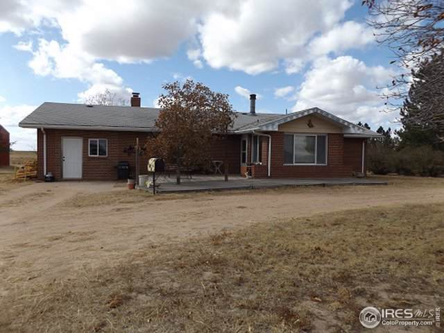 42985 County Road V, Akron, CO 80720 (#897570) :: HomePopper