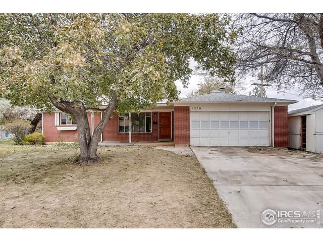 1250 W 7th Ave Dr, Broomfield, CO 80020 (MLS #897580) :: Jenn Porter Group