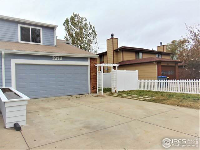1815 Antero Dr, Longmont, CO 80504 (MLS #897588) :: Colorado Home Finder Realty
