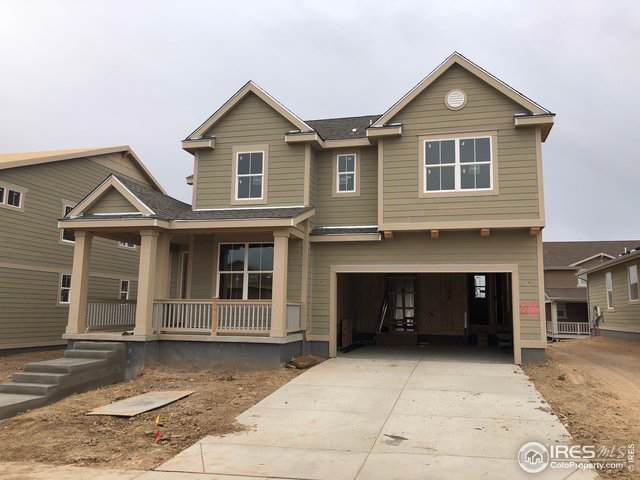 808 Byrd Dr, Erie, CO 80516 (#897635) :: The Peak Properties Group