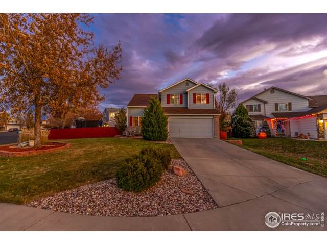5360 Badger Ct, Frederick, CO 80504 (MLS #897669) :: Keller Williams Realty