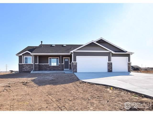 5050 Prairie Lark Ln, Severance, CO 80615 (#897676) :: HomePopper