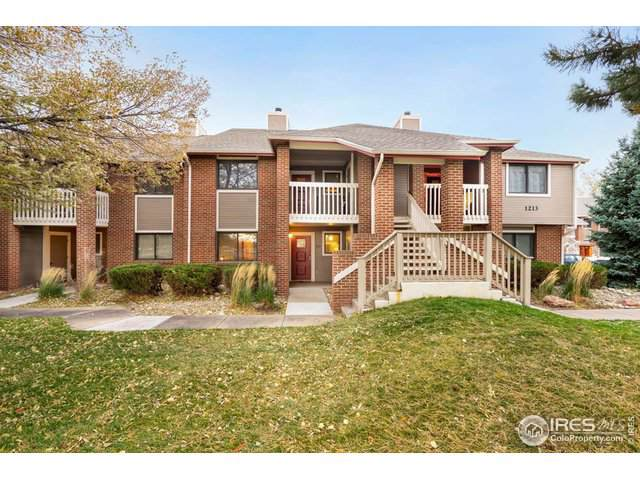 1213 W Swallow Rd #213, Fort Collins, CO 80526 (#897704) :: The Peak Properties Group