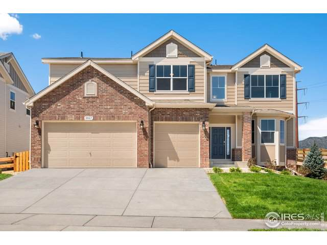 8863 Crestone St, Arvada, CO 80007 (MLS #897706) :: Hub Real Estate