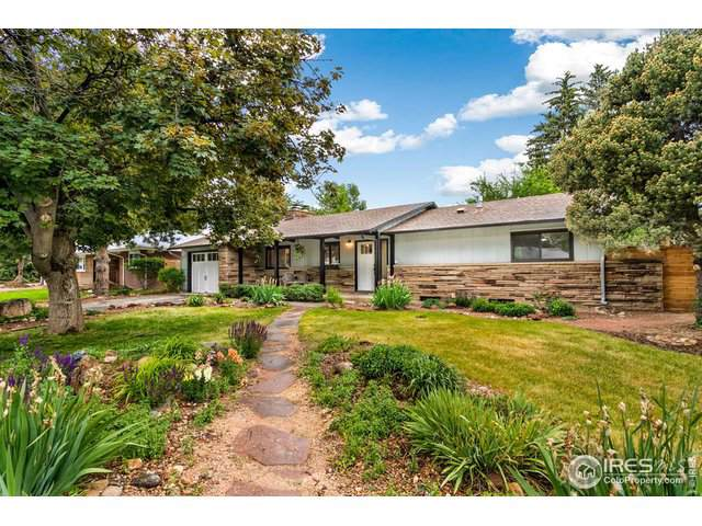 1304 Welch St, Fort Collins, CO 80524 (MLS #897710) :: Windermere Real Estate