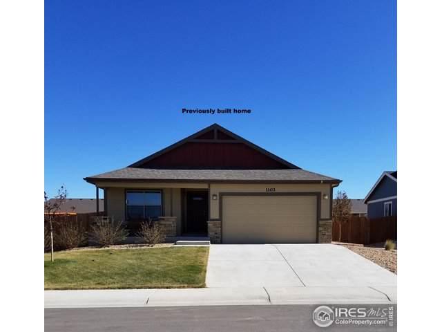 1113 Bison Way, Wiggins, CO 80654 (MLS #897811) :: 8z Real Estate