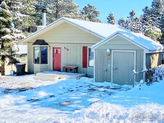 516 Driftwood Ave, Estes Park, CO 80517 (MLS #897860) :: Hub Real Estate