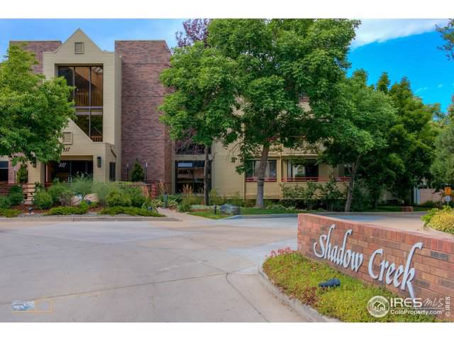 337 Arapahoe Ave #201, Boulder, CO 80302 (MLS #897880) :: Hub Real Estate