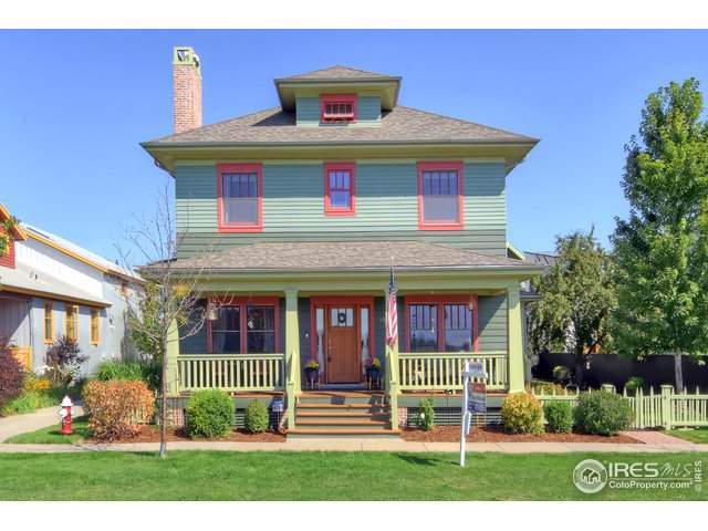 810 Plateau Rd, Longmont, CO 80504 (MLS #897888) :: J2 Real Estate Group at Remax Alliance