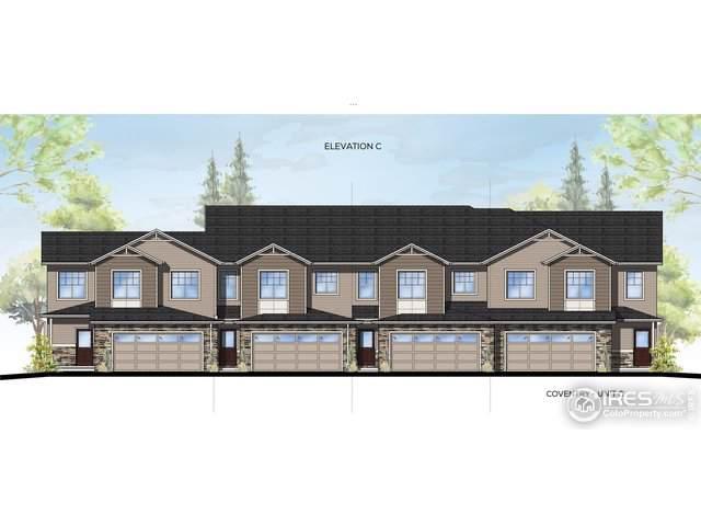 544 Whisper Wind Ln #99, Castle Rock, CO 80104 (MLS #897897) :: 8z Real Estate