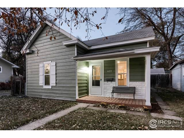 618 Cherry St, Fort Collins, CO 80521 (MLS #897911) :: Tracy's Team