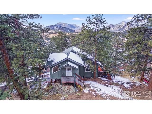 253 Moccasin St, Estes Park, CO 80517 (MLS #897926) :: Hub Real Estate