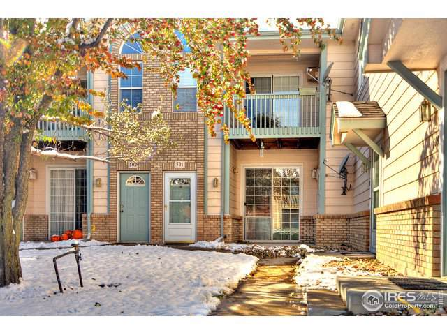 5151 29th St #501, Greeley, CO 80634 (MLS #897927) :: Colorado Real Estate : The Space Agency