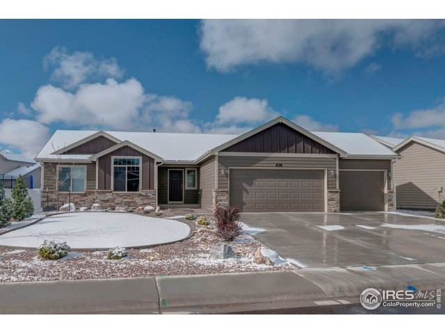 630 S Mountain View Dr, Eaton, CO 80615 (#897940) :: HomePopper
