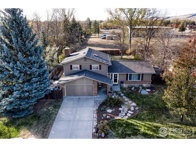 2009 Valley Forge Ave, Fort Collins, CO 80526 (MLS #897963) :: Windermere Real Estate
